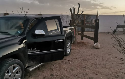 GMC Sierra 2012  Texas Edition Nacional