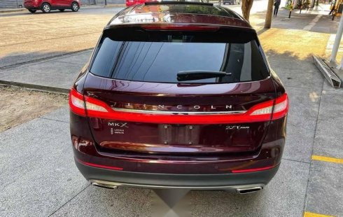 Lincoln MKX 2017 5p Reserve V6/3.5/T Aut AWD