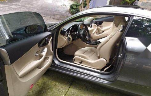 Mercedes Benz C180 coupe en excelente estado
