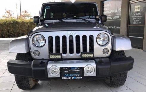 Jeep Wrangler 2015 3.6 V6 Unlimited Sahara 4x4 At