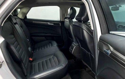 30922 - Ford Fusion 2017 Con Garantía At