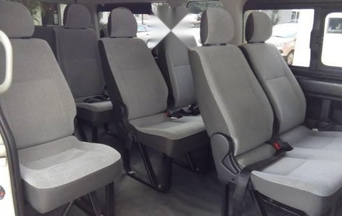 Toyota Hiace 2018 2.7 GL 15 pasajeros Mt