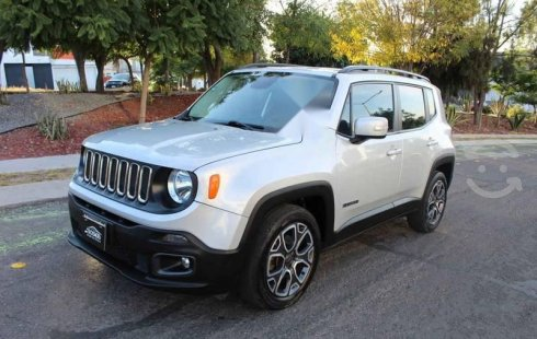 Jeep Renegade 2017 3p Latitud L4/1.8 Aut