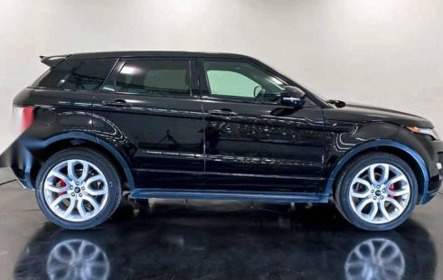 30143 - Land Rover Range Rover Evoque 2013 Con Gar