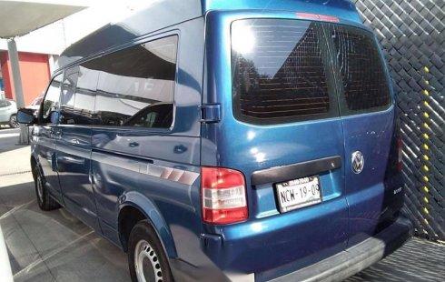 VOLKSWAGEN transporter tdi pasajeros aut 2015