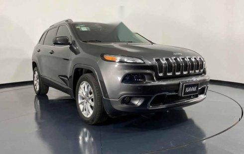 41552 - Jeep Cherokee 2015 Con Garantía At
