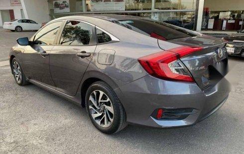 Honda Civic 2017 4p EX Sedán L4/2.0 Man