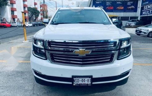 Chevrolet Tahoe 2019 5.3 V8 Premier Piel 4x4 At