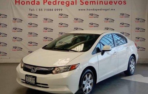 Honda Civic 2012 1.8 LX Sedan At