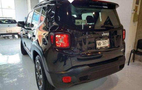 Jeep Renegade Latitude 2018!! Tenencia 2021!!