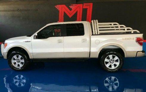 Ford Lobo Lariat Crew Cab 4×4 T/A 2010 Blanco $ 285,300