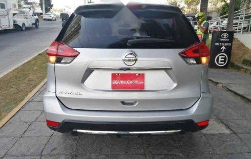 Nissan X Trail 2019 5p Sense 3 L4/2.5 Aut Banca ab