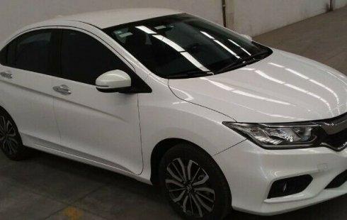 Honda City EX 2018 Automático Full Equipo 31,987 kms. Garantía Crédito Pantallas Táctiles, Cámara Tr