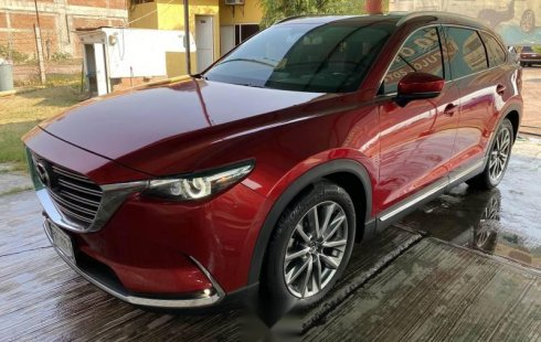 Mazda CX9 único dueño