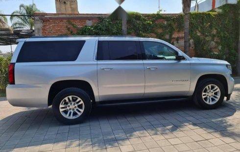 Chevrolet Suburban 2017 5.3 V8 LS Tela At