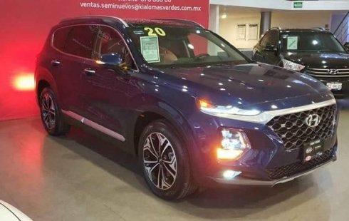 Hyundai Santa Fe 2020 5p Limited Tech L4/2.0/T Aut
