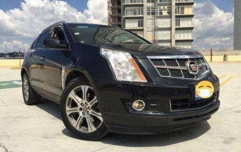 CADILLAC SRX LUXURY 2011