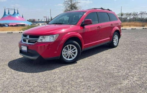 ***Dodge, JOURNEY, 2016, LUJO***