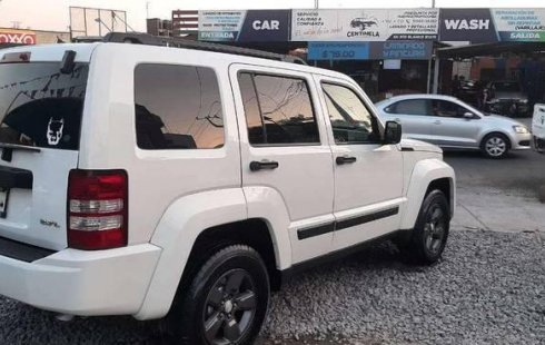 Jeep Liberty Sport factura original, eléctrica