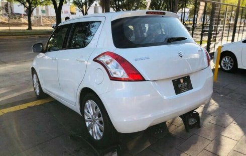 SUZUKI SWIFT GLS BLANCO 2012