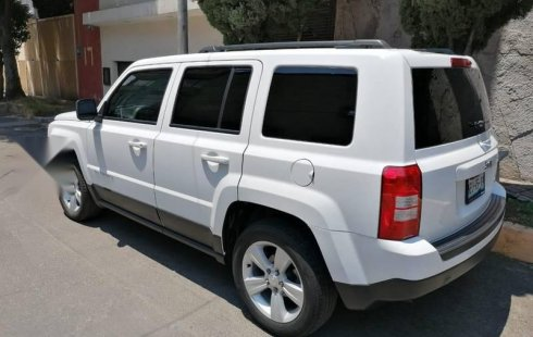 Jeep patriot impecable todo pagado
