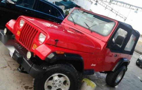 Bonito Jeep Wrangler 1992