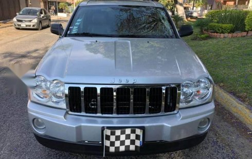 Jeep grand cherokee 1 dueño impecable seminueva
