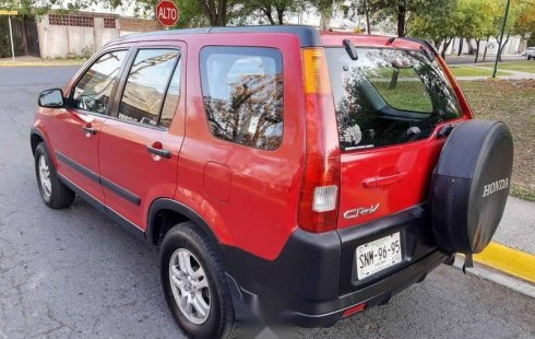 Honda CRV 2004 5p LX aut a/a ee ABS