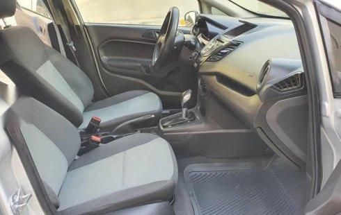 Fiesta Sedan Automatico OPORTUNID@D