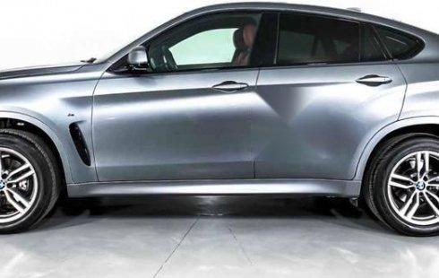 41952 - BMW X6 2019 Con Garantía At