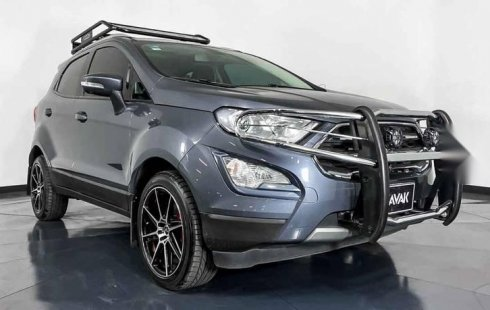 41332 - Ford Eco Sport 2018 Con Garantía At