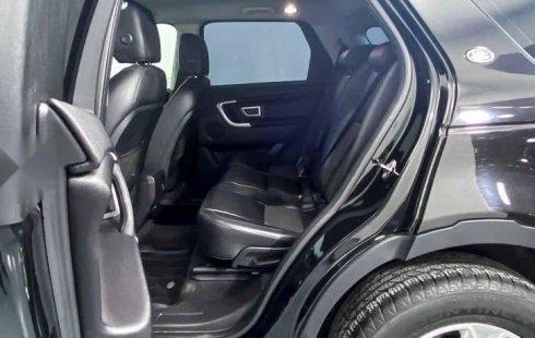 28165 - Land Rover Discovery Sport 2017 Con Garant