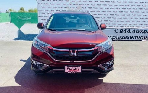 Honda CR-V 2016 2.4 EXL Piel At