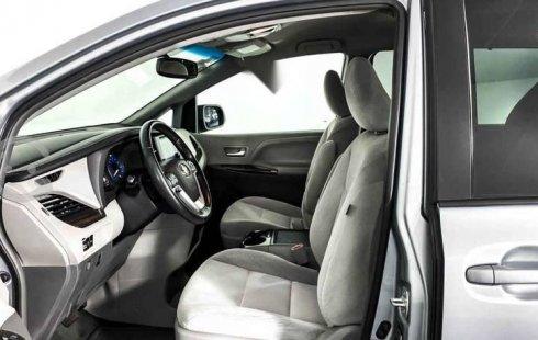 39007 - Toyota Sienna 2016 Con Garantía At