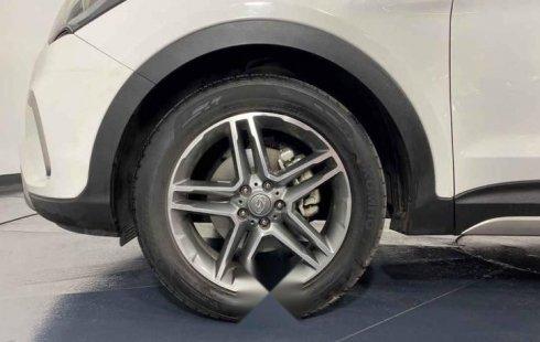 42562 - Hyundai Santa Fe 2018 Con Garantía At