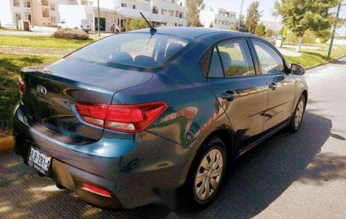 KIA RIO 2018 / SEDAN AUTOMATICO / VERSION NEW KIA