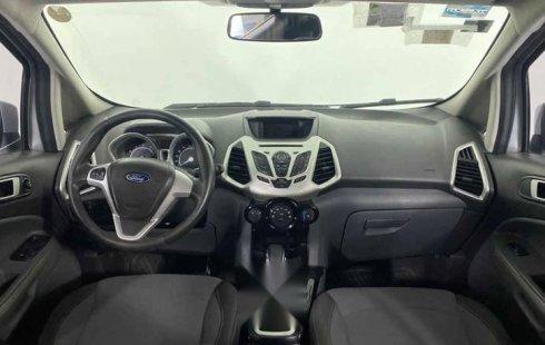42620 - Ford Eco Sport 2017 Con Garantía At