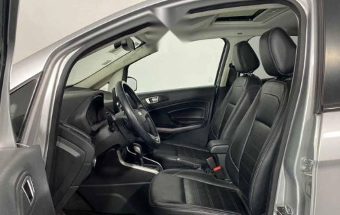 41993 - Ford Eco Sport 2018 Con Garantía At