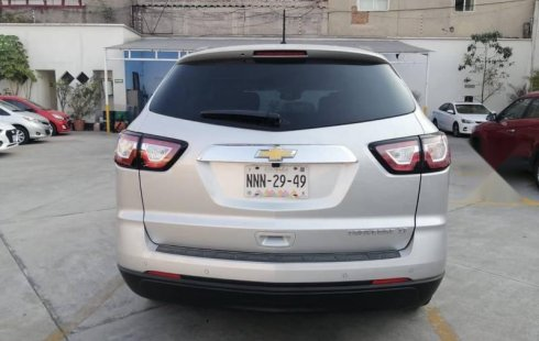 Chevrolet Traverse 2016 3.6 V6 LT Piel 7 Pasajero