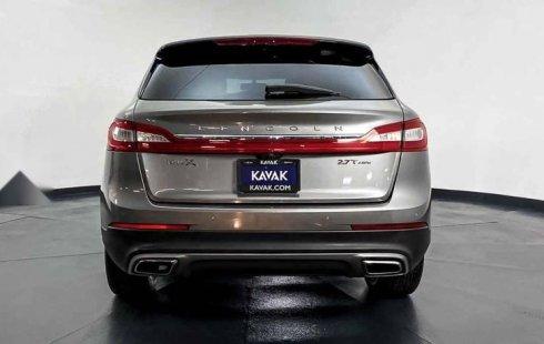 22408 - Lincoln MKX 2017 Con Garantía At
