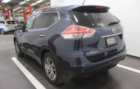 Nissan X Trail 2017 5p Exclusive 3 L4/2.5 Aut Banc