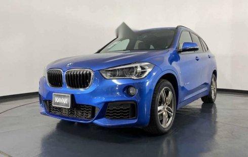 43734 - BMW X1 2018 Con Garantía At