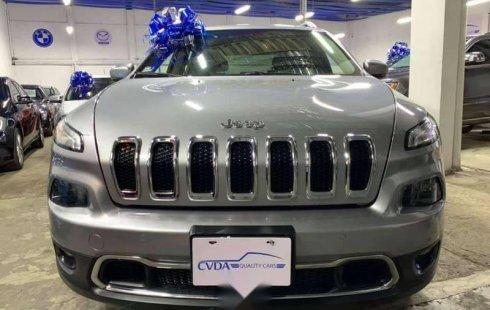 Jeep Cherokee Limited 2014 Fac Agencia