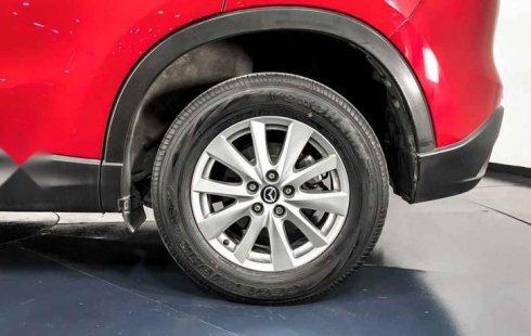 41498 - Mazda CX-5 2016 Con Garantía At