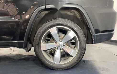 43458 - Jeep Grand Cherokee 2015 Con Garantía At