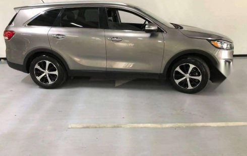 KIA SORENTO 3.3L EX AT 7 PAS