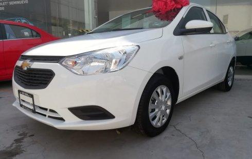 Chevrolet Aveo 2020 Blanco