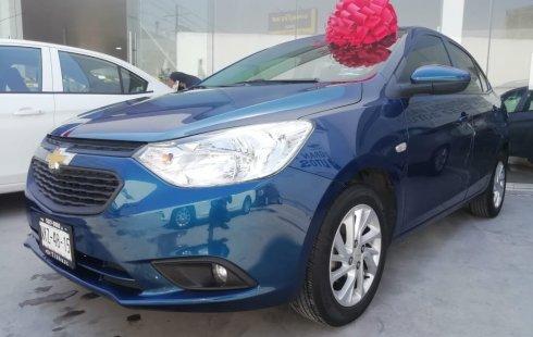 Chevrolet Aveo 2020 Azul Pacifico