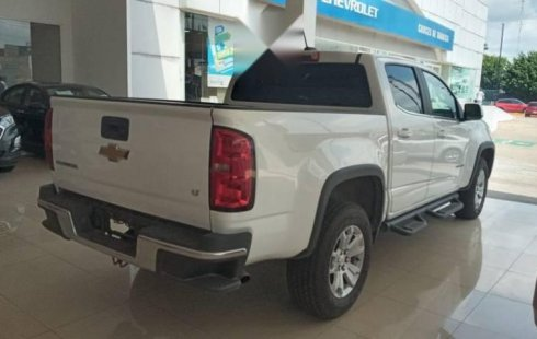 Chevrolet Colorado 2020 2.5 L4 LT 4x2 At