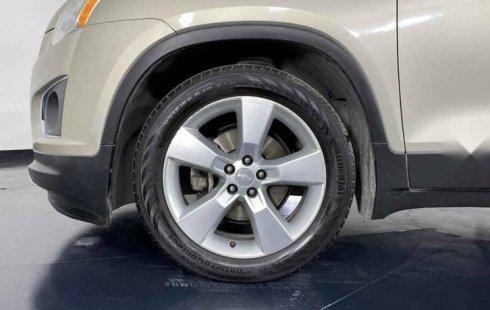 43893 - Chevrolet Trax 2014 Con Garantía At